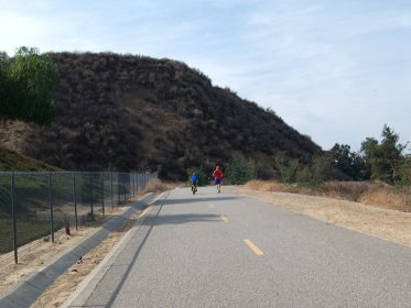 Arroyo Bike Path 2