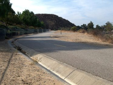 Arroyo Bike Path 3