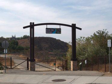 Arroyo Bike Path 4