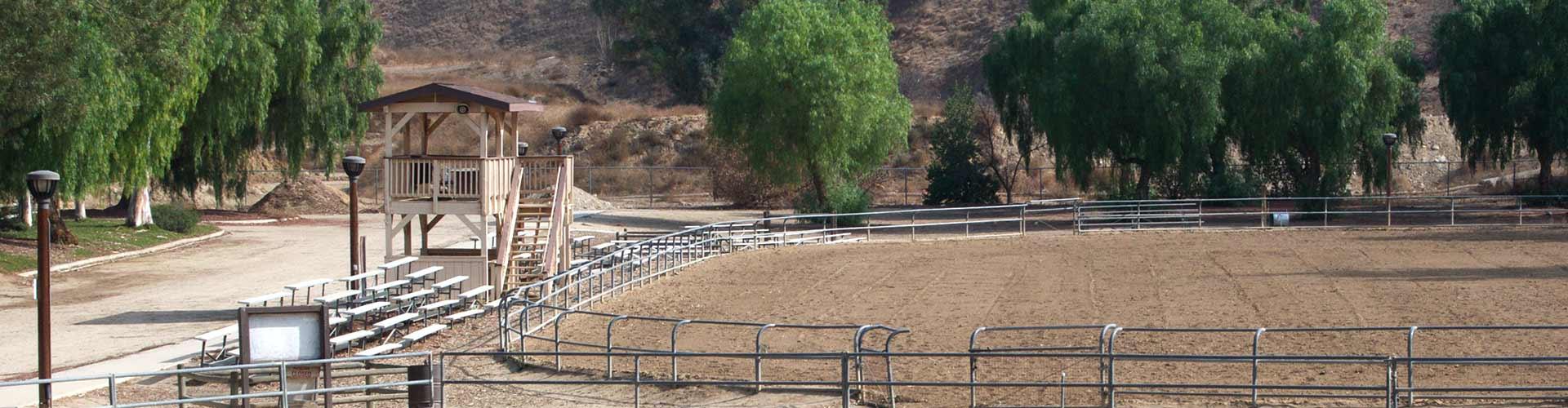 Arroyo Equestrian Header