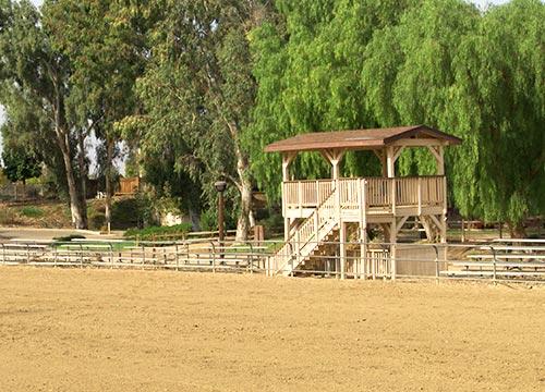 Arroyo Simi Equestrian Feature