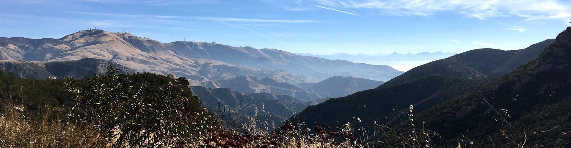 Chumash Trail Header