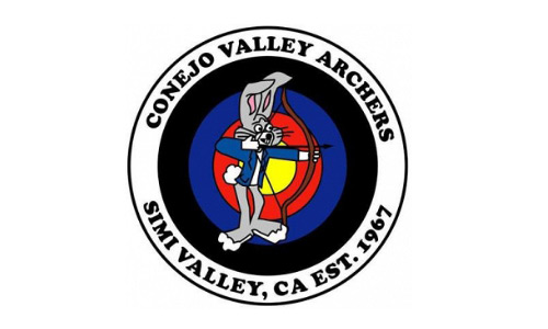 Conejo Valley Archers Logo 500x300