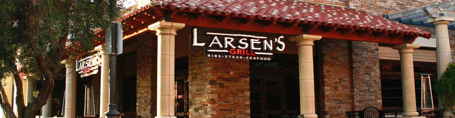 Larsens Header