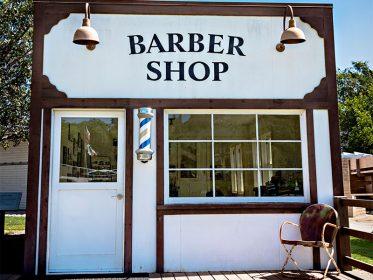 Ssr Barbershop