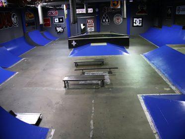 Skatelab Blue Space