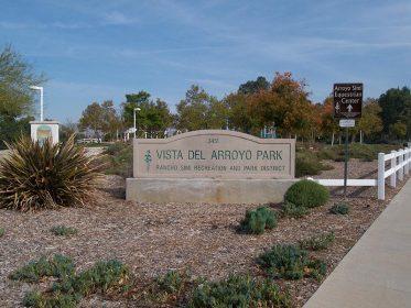 Vista Arroyo Park Sign