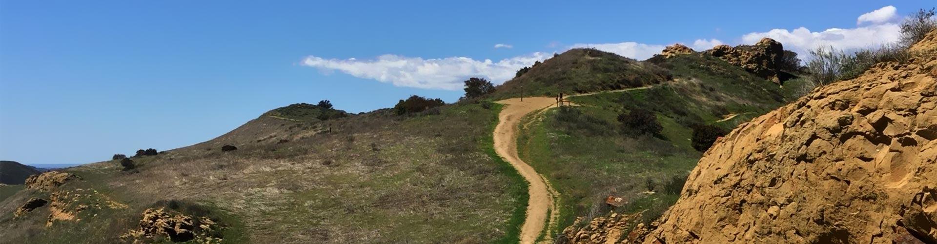 Long Canyon Trail Header