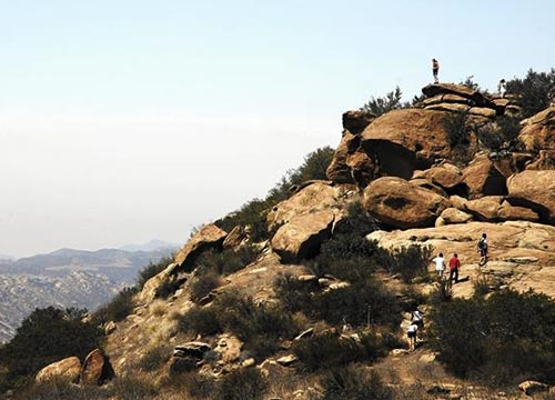 Rocky Peak Trail Feature