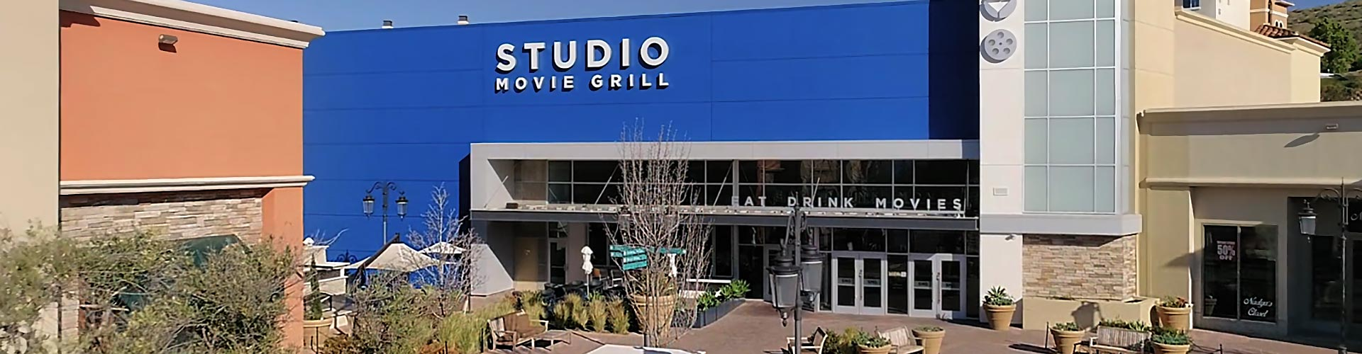 Studio Movie Header
