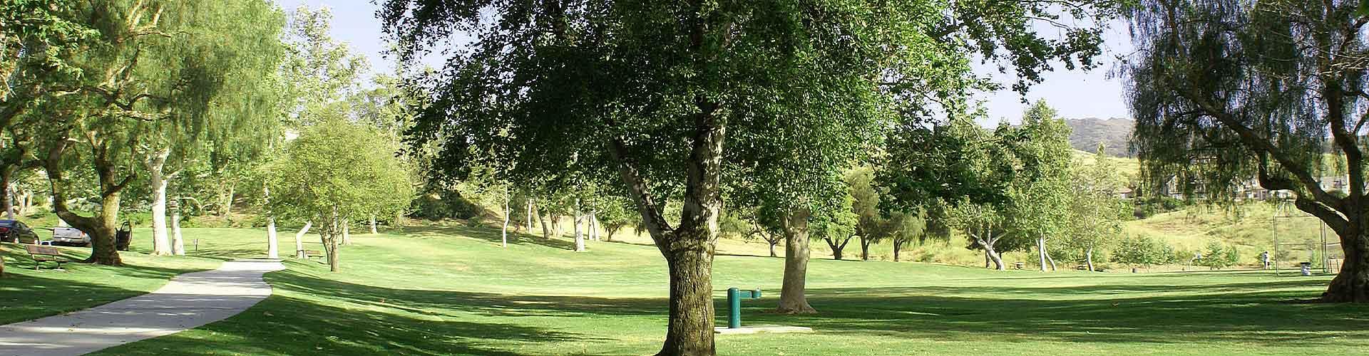 Sycamore Park Header