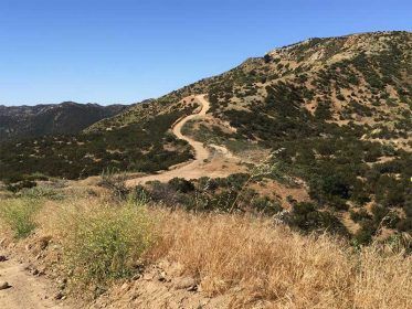 Las Llajas Trail Image1