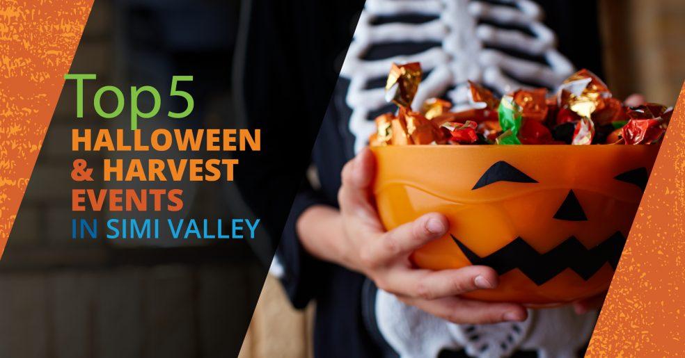 Simi Valley Halloween Harvest Events