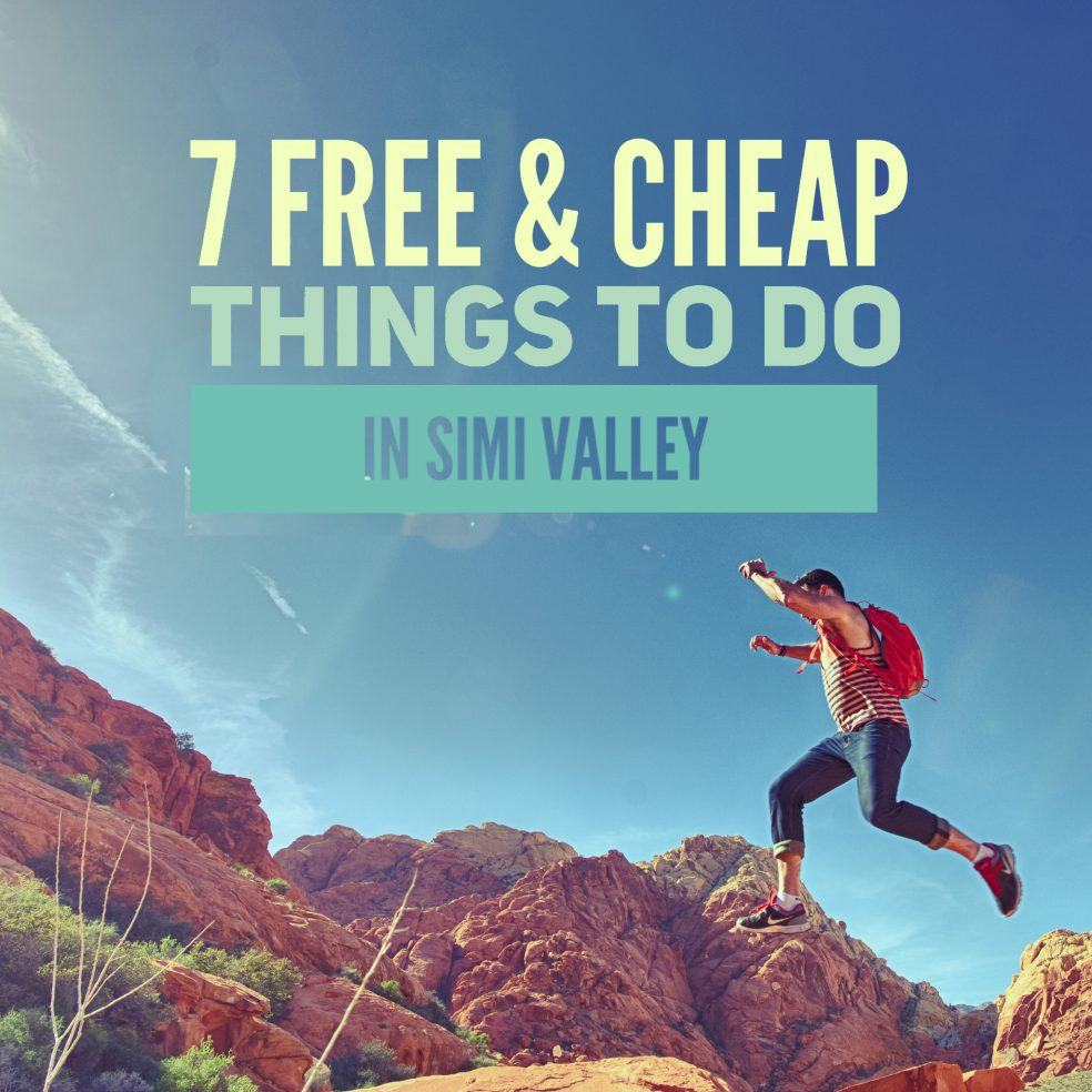 Free And Cheap Activities Simi Valley