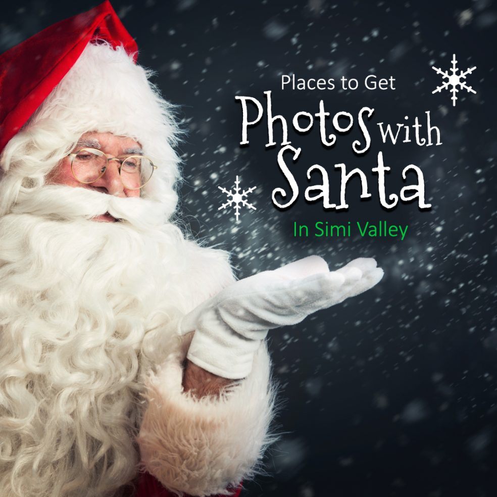 Photos With Santa Simi Valley