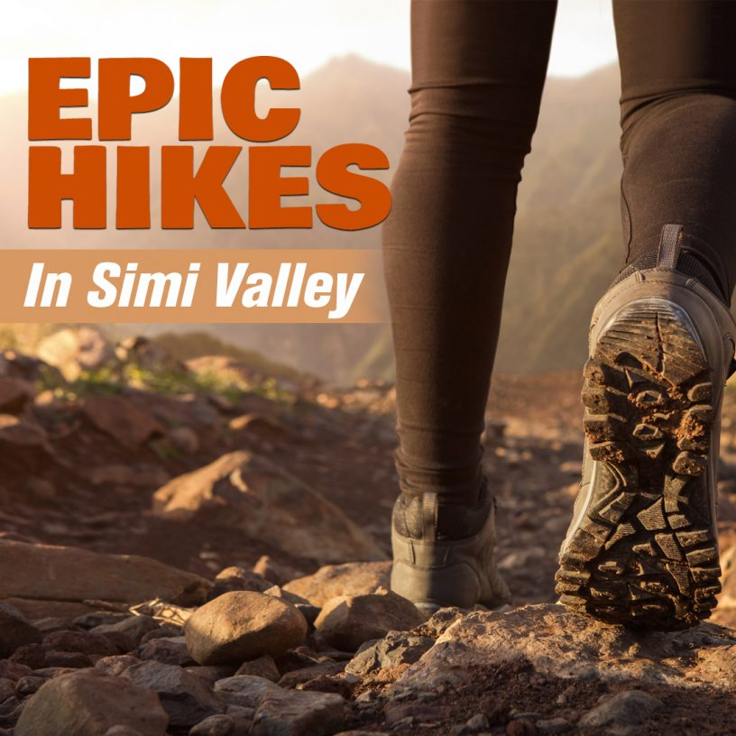Top Hikes Simi Valley