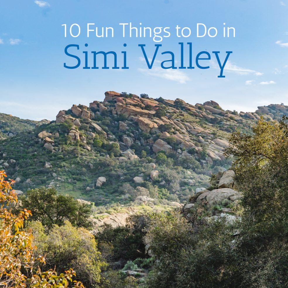 10 Fun Things Simi Valley