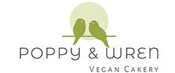 Poppy Wren Vegan Cakery Sm