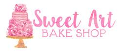 Sweet Art Bake Shop Logo Sm