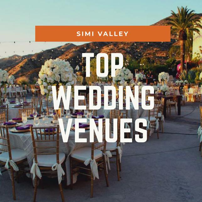 Top Wedding Venues Simi Alley