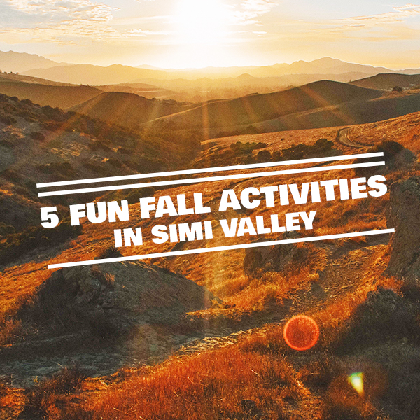 Simi Valley Fall Events 2019