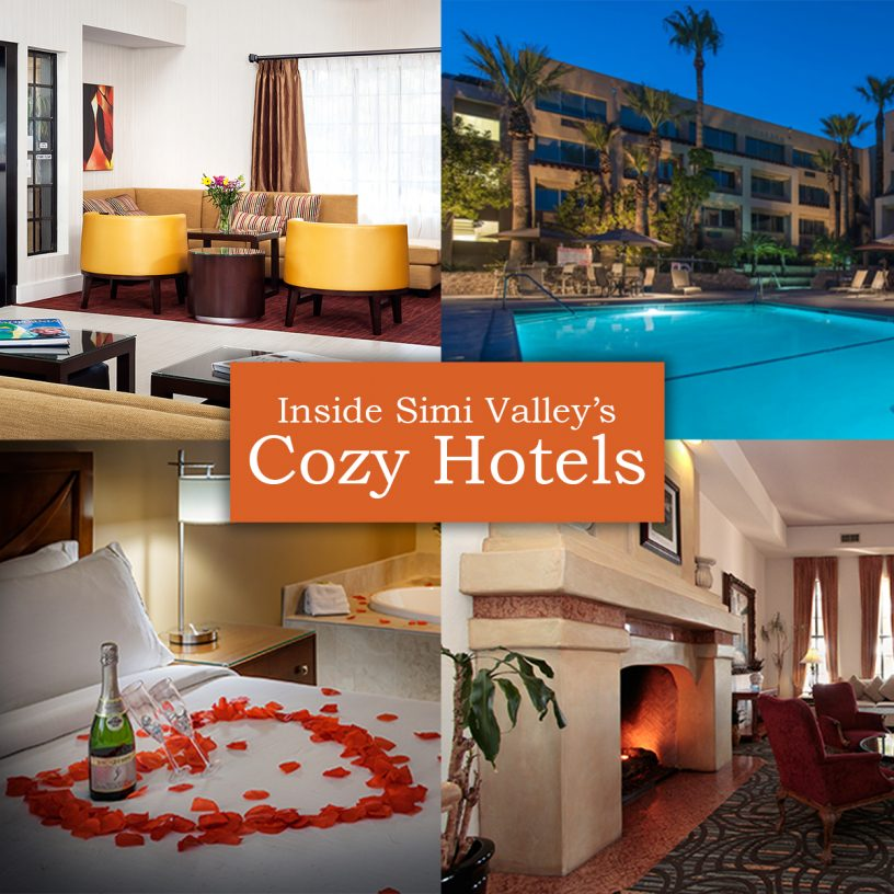 Top 6 Comfy Hotels in Simi Valley