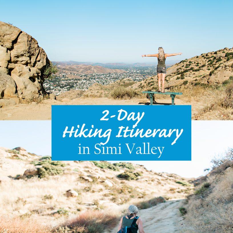 2 Day Simi Hiking Itinerary