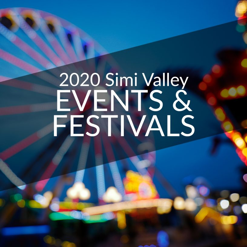 Events Festivals 2020 Simi Valley